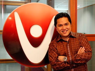 Biodata Erick Thohir Pembeli DC United (Profil - Foto)