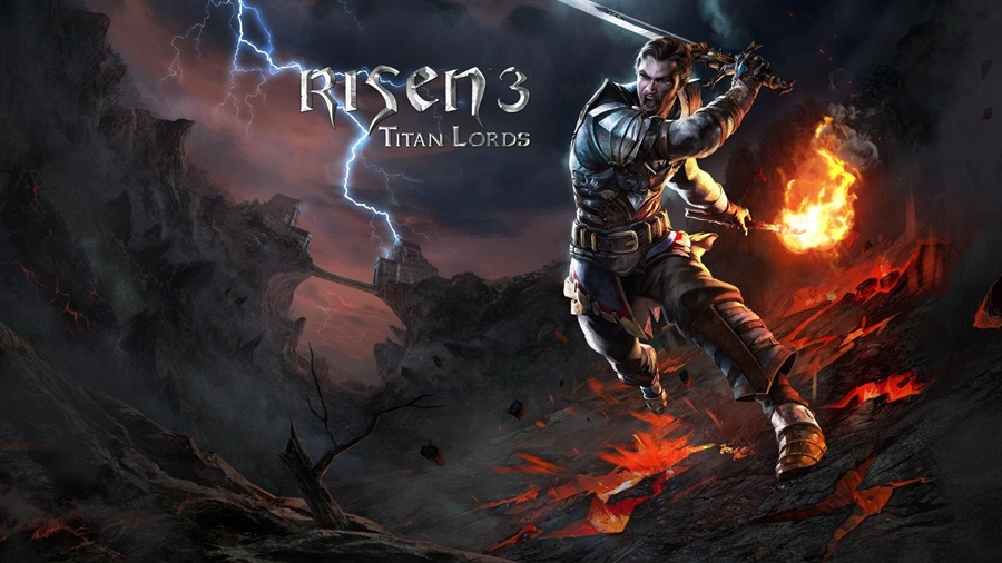Risen 3 Titan Lords Download Poster
