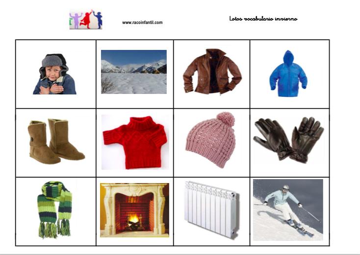 vocabulario de ropa en ingles con imagenes - Vocabulario básico de ropa y accesorios Ejercicio de Inglés