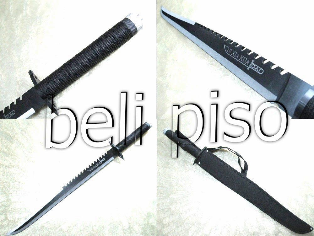 Jual Pedang Samurai Black GDR belipiso.com