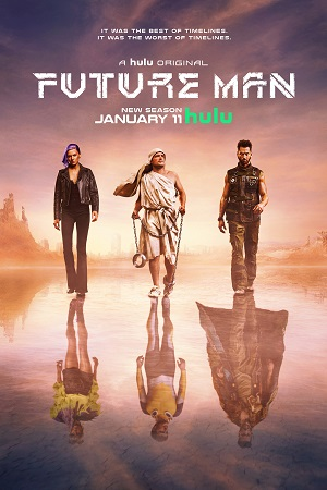Future Man S02 All Episode [Season 2] Complete Download 480p