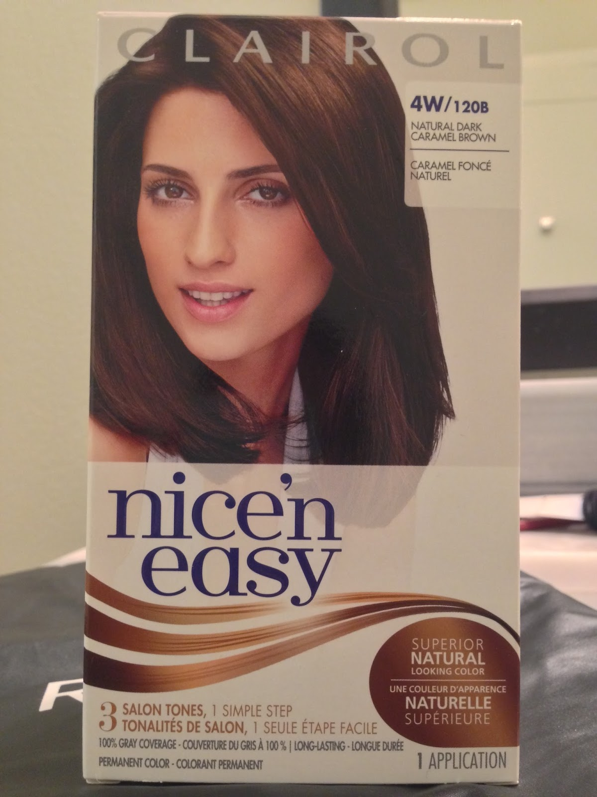 New Year New Look With Clairol Nice N Easy Hair Color My