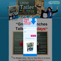 Grow Taller For Dummies Affiliate Makes $2987.03 In 29 Days