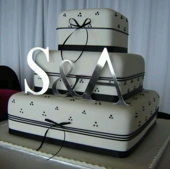Black And White Wedding Cake 27 Popular Wedding Cakes in Black