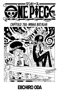 One Piece 788 Mangá Português leitura online