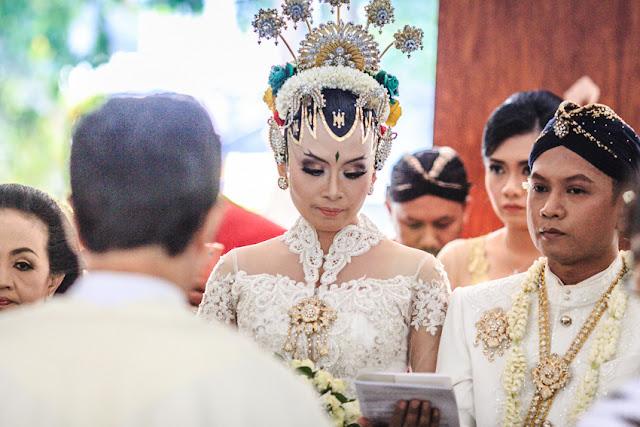 Foto pernikahan dengan adat jawa arti dan sasongko di yogyakarta