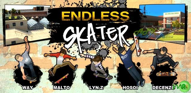 Endless skater Android APK Download