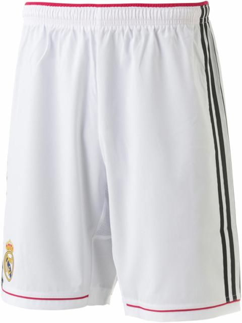 Real Madrid 14-15 Short and Socks Home White