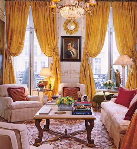 Eye For Design Decorating Parisian Chic Style