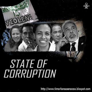 Timor-Leste: LUTA PELA PAZ SÓ TERMINA COM O FIM DA MISÉRIA - PM