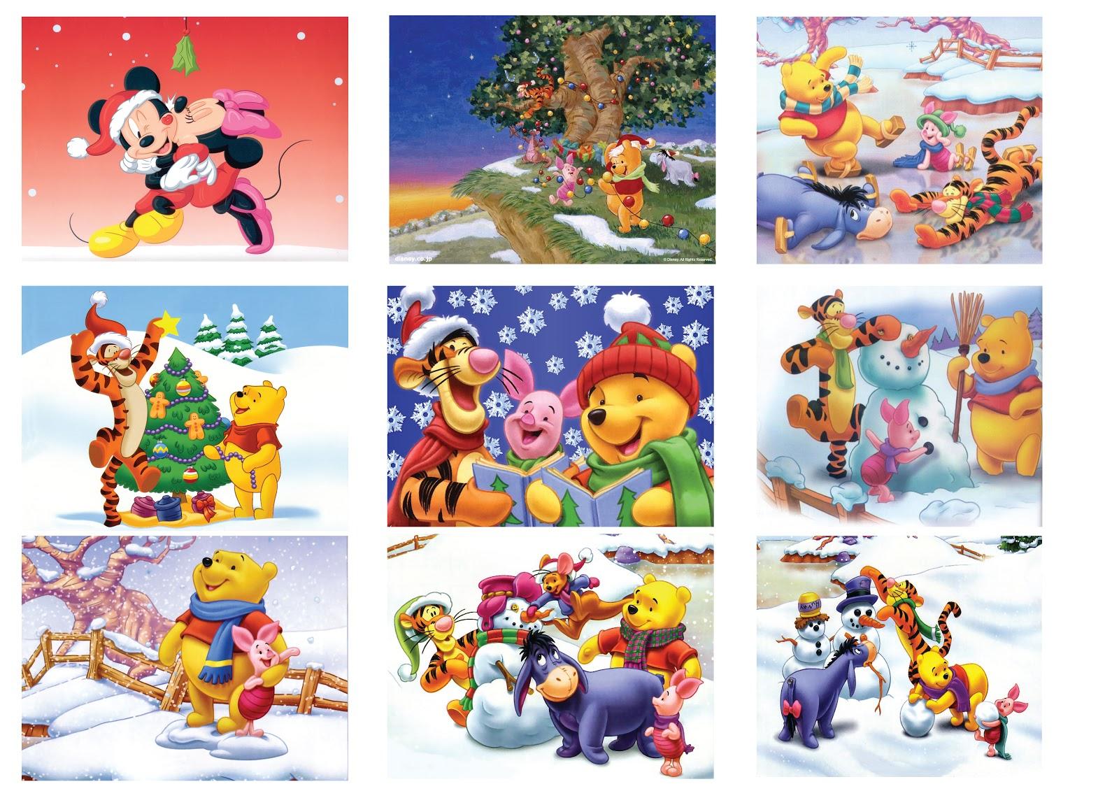 Disegni Di Natale Winnie Pooh.Disegni Di Natale Winnie Pooh Sanzoni Di Natale