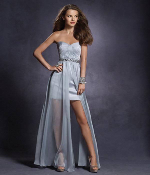 Vampire Inspired Prom Dresses 105