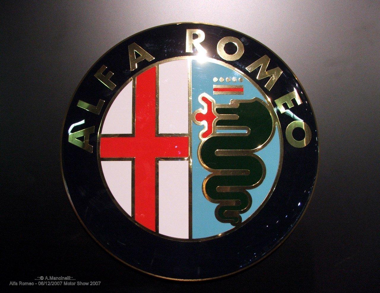 history of all logos all alfa romeo logos