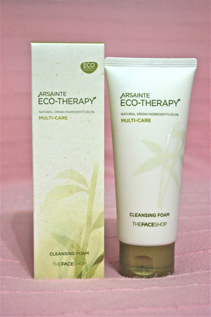 Faceshop Eco-Therapy Cleansing Foam