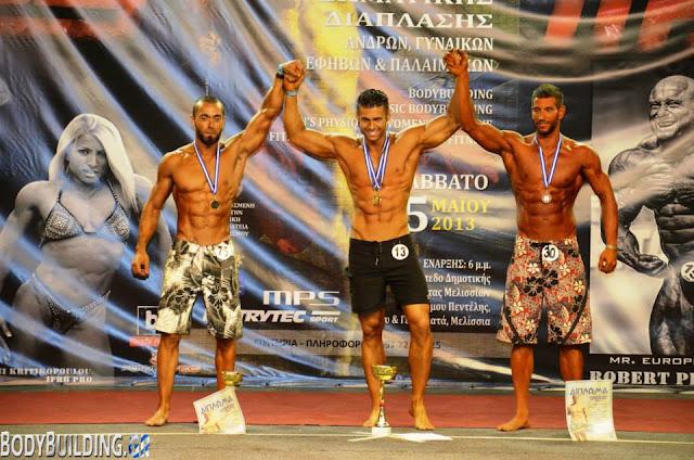 Πανελλήνιο Πρωτάθλημα ΕΟΣΔ/IFBB