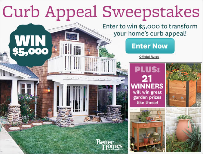 28 curb appeal contest the design a lifestyle