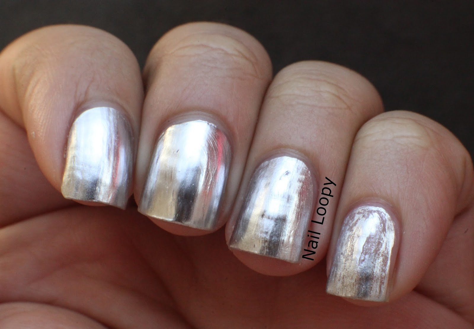 nail loopy: WHICH BASECOAT TO USE WITH OPI PUSH & SHOVE?