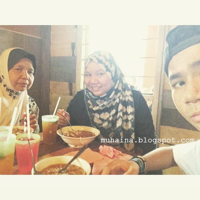 Coffe King & Laksa Telur Sarang | Ipoh