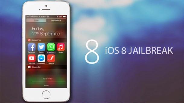 كيف تقوم ب Jailbreak للـ iOS 8