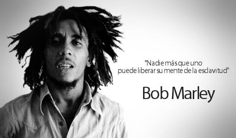Frases de Bob Marley - Imágenes Bonitas