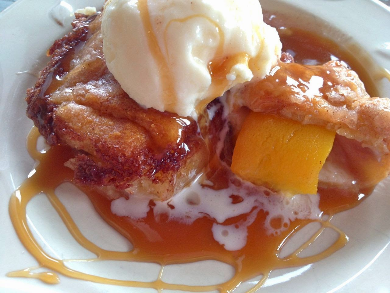 ... peach pies sweet cherry pie peach dumplings with sweet cherry sauce