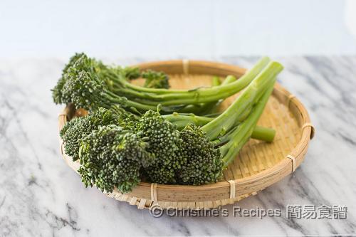 小西蘭花 Baby Broccoli