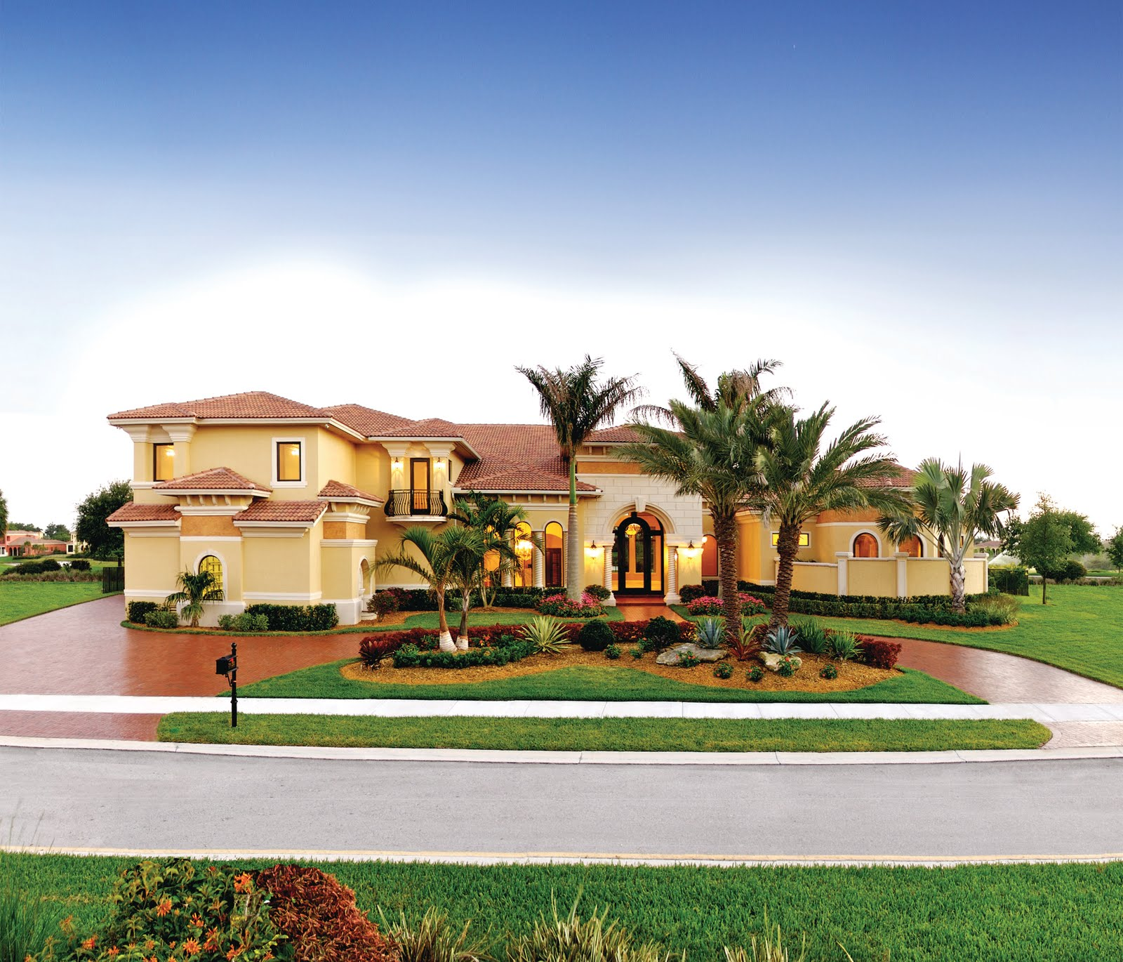 South florida homes for Build a home in florida