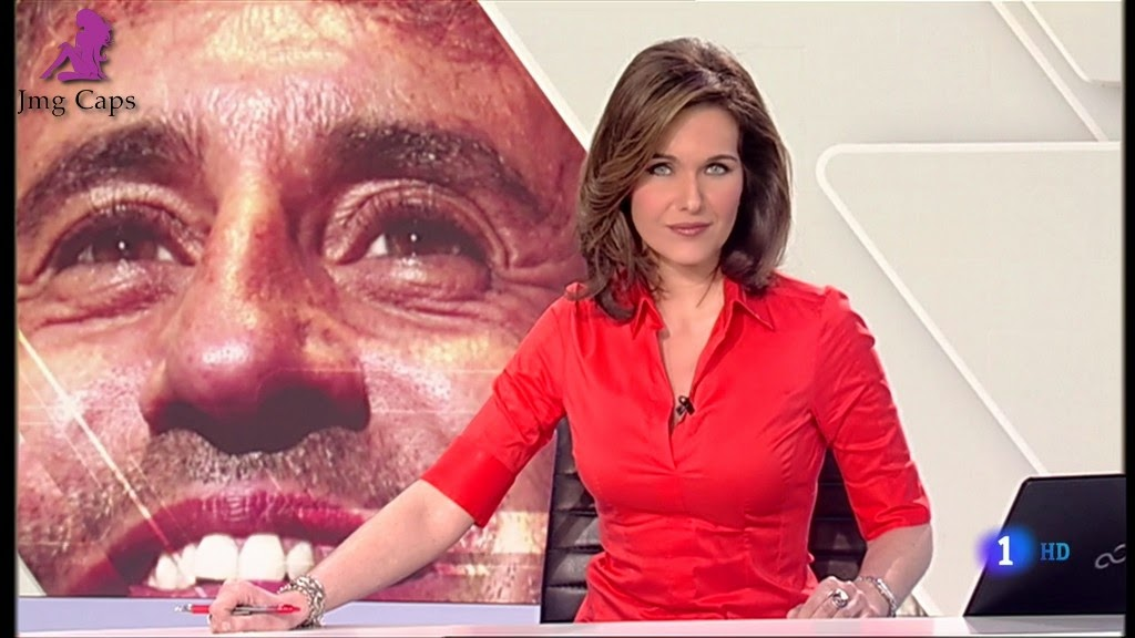 RAQUEL MARTINEZ, TELEDIARIO FIN DE SEMANA (05.04.14)