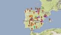 Radiactividad España