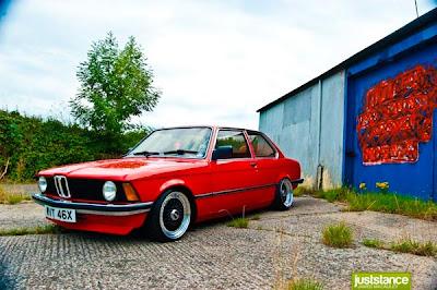 BMW 316 + Rodas BBS