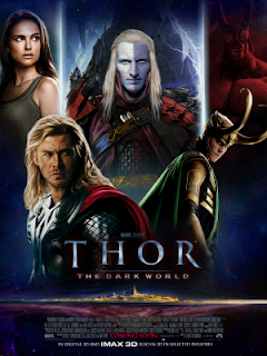 Phim Thn Sm 2: Th Gii Hc m - Thor 2: The Dark World