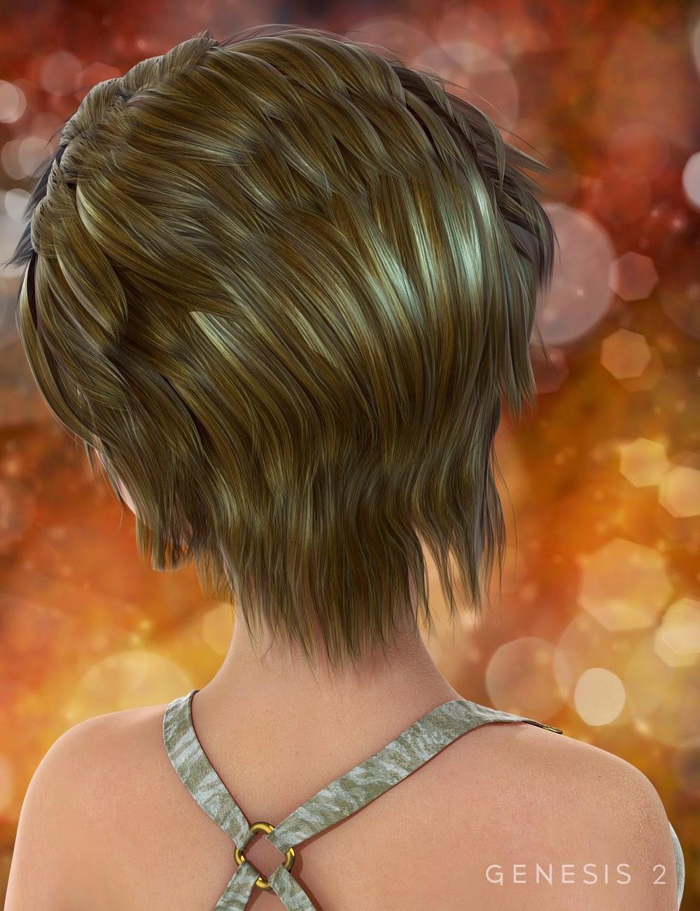 Loyce cheveux