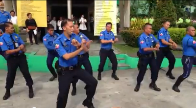 MMDA Gangnam Style Dance Craze in Youtube