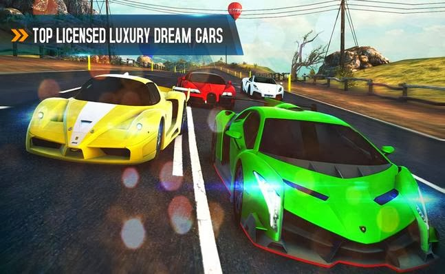Asphalt 8: Airborne v1.1.1 Apk Download Mod Money