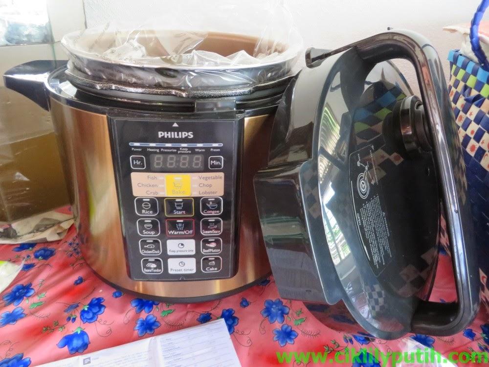 Resipi Sup Tulang Sedap Dengan PHILIPS Pressure Cooker