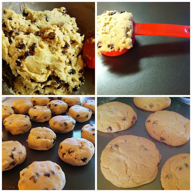 Jumbo Chocolate Chip Cookies | Sugar for Breakfast: Jumbo Chocolate ...