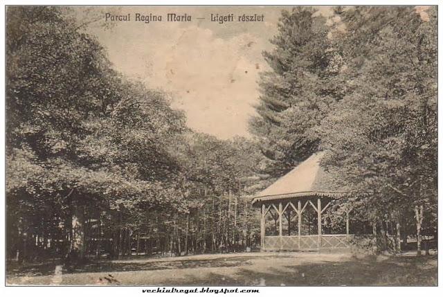 Parcul Regina Maria din Baia Mare