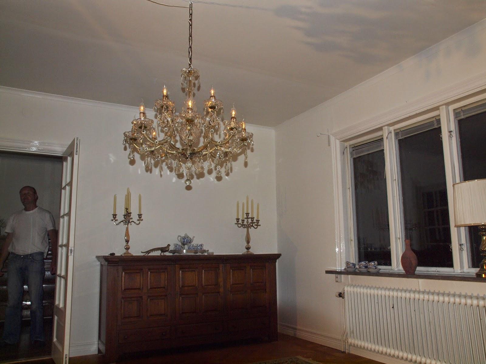 """Doktorsvillan """"solstrålen"""": weg lelijk plafond"""