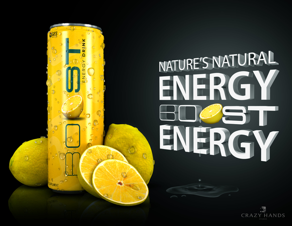 Advertising Foe Energy Drink