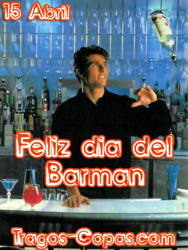 Feliz día del Barman!!