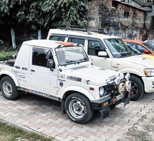 Himalayan Drive-2 rally