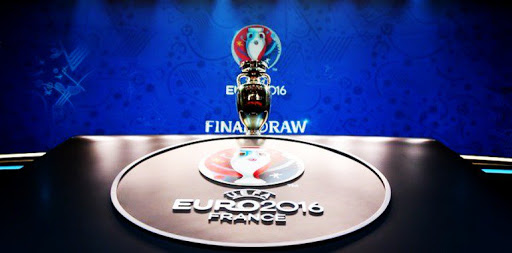 Grupos da Euro 2016.