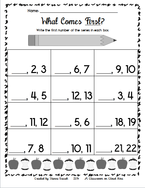 http://www.teacherspayteachers.com/Product/First-Days-in-First-Grade-Activities-for-the-First-Week-of-School-1330938