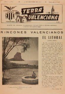 1955 - TERRA VALENCIANA
