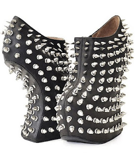 Jeffrey Campbell The Shadow Spike and Stud Shoes