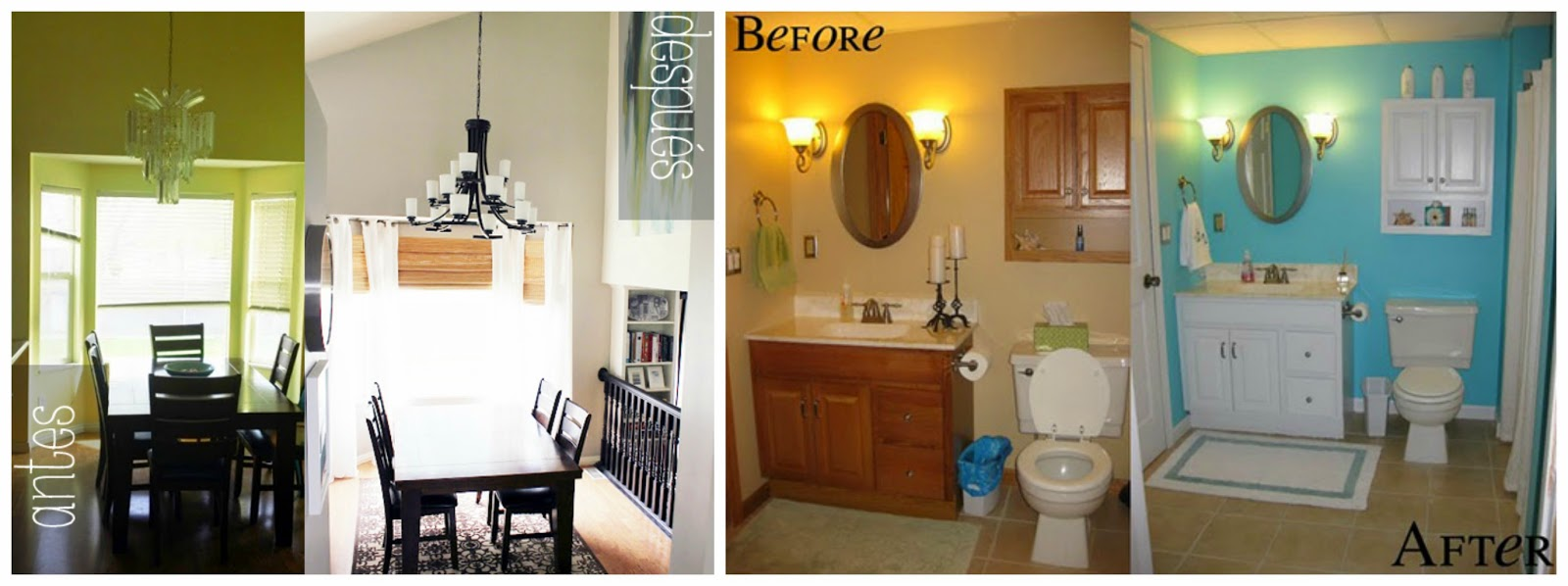 2 ideas para renovar tu casa thecoolfashiion for Renovar tu casa reciclando