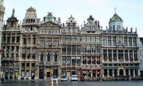 World visits brussels belgium best visit place - La place dans la maison ...