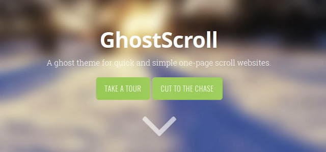 20 Free Themes for Ghost