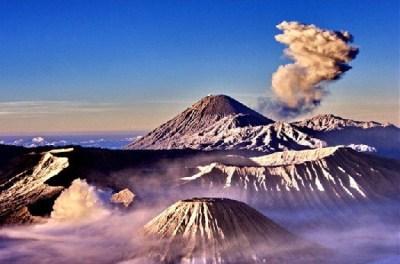 legenda gunung bromo suku tengger
