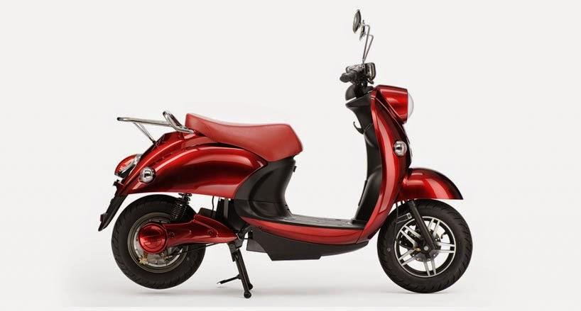 Scooter Electrica, Vehiculos y Transporte Ecologico